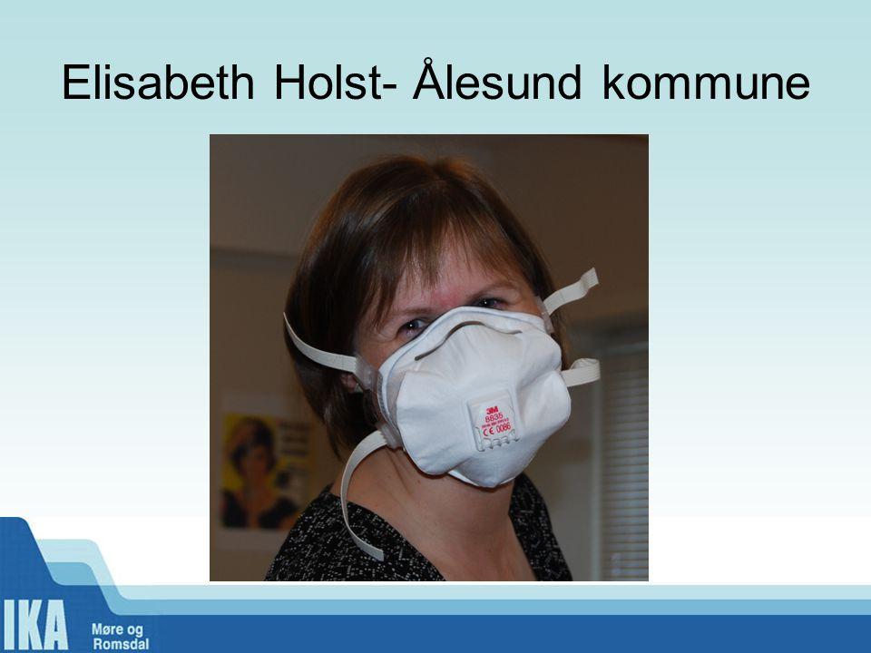 Elisabeth Holst- Ålesund kommune