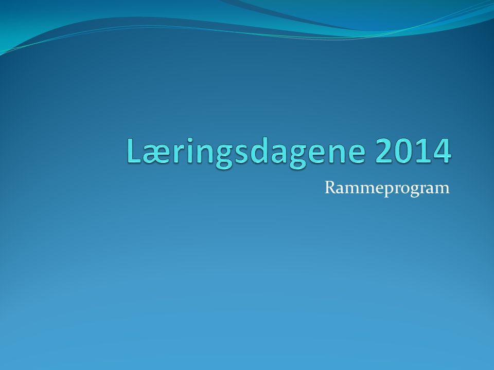 Rammeprogram