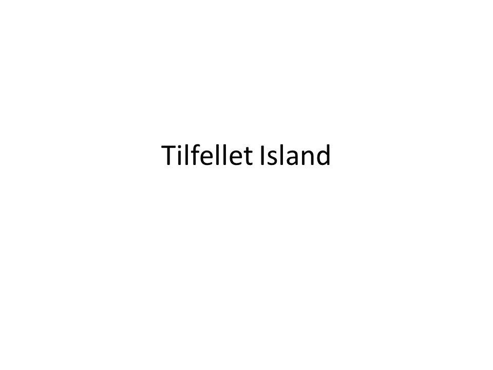 Tilfellet Island