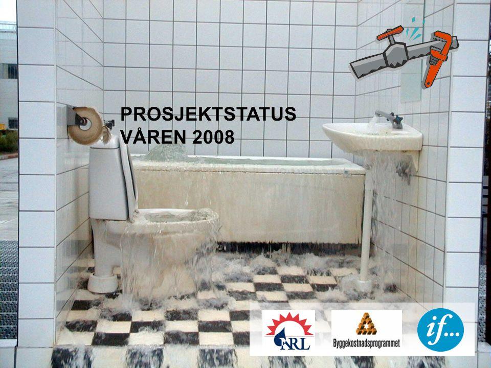 BAKGRUNNSFORSTÅELSE Effektivt vannskadeforebyggende arbeid forutsetter samarbeid mellom fire parter: rørbransje, kunder, forsikring og myndigheter