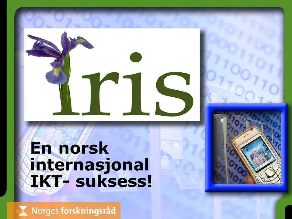 En norsk internasjonal IKT- suksess!
