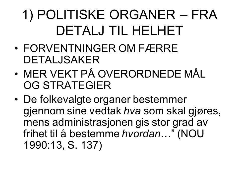 SAMMENSMELTING - KONSERNLEDELSE POLITIKK PRODUKSJON RÅDMANN ORDFØRER