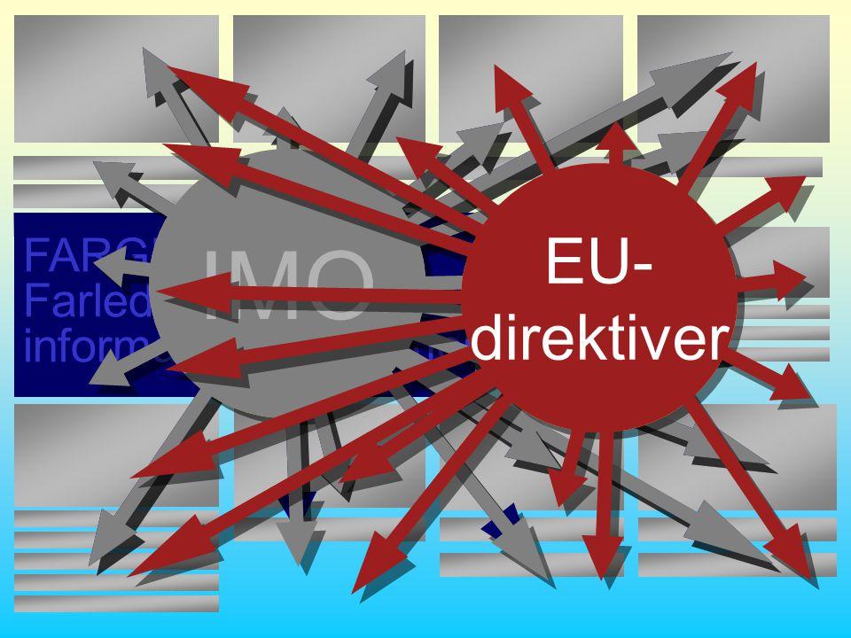 FARGIS: Farleds geografiske informasjonssystemer IMO EU- direktiver