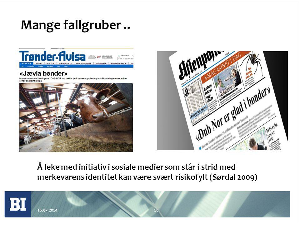 15.07.201410 Mange fallgruber..