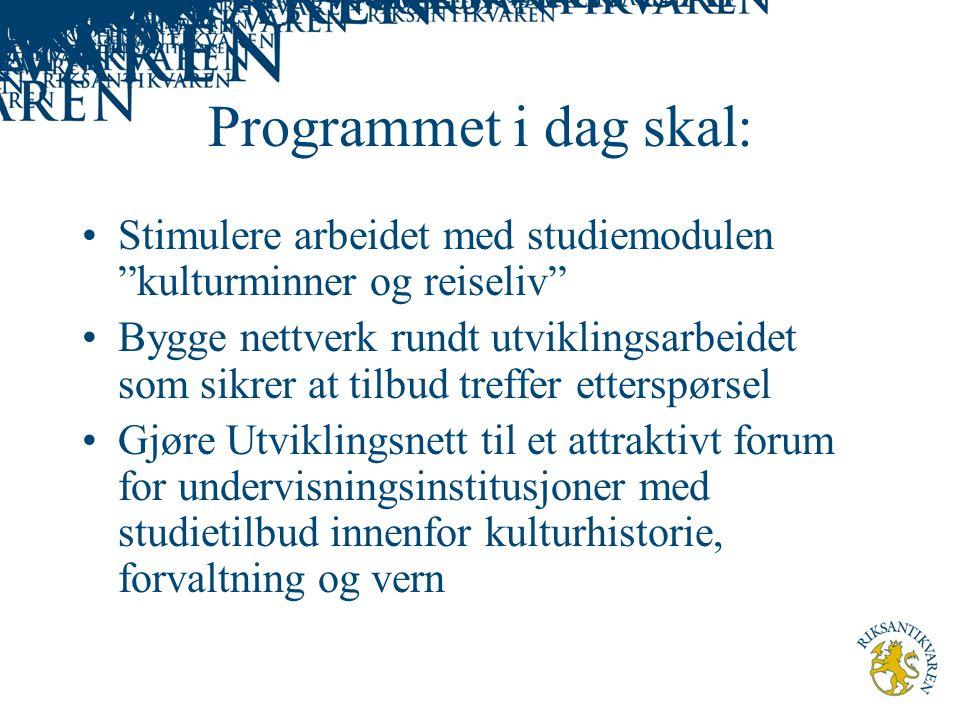 Program 22.mai 2003 Kl. 09.30: Registrering Kl.