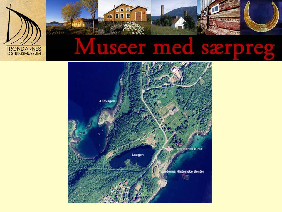 Prosjektgruppe nedsatt 17/11: Sogneprest Trondenes Rådmann Harstad kommune Destinasjon Harstad Trondarnes Distriktsmuseum