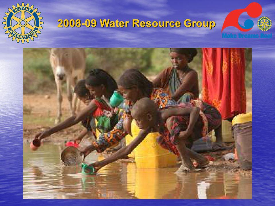 2008-09 Water Resource Group Men selv dette skjuler virkeligheten  Etiopia78%  Somalia71%  Tsjad66%  Mosambik58%  Guinea56%  Kongo54%