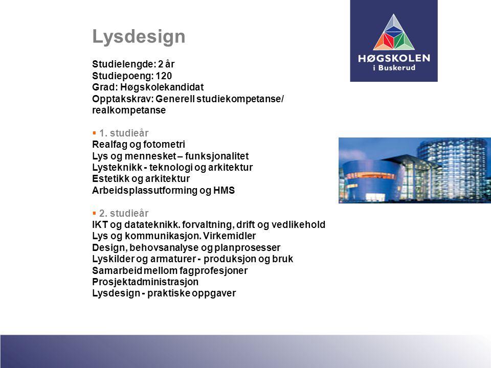 Dataingeniør – Embedded Systems  1.