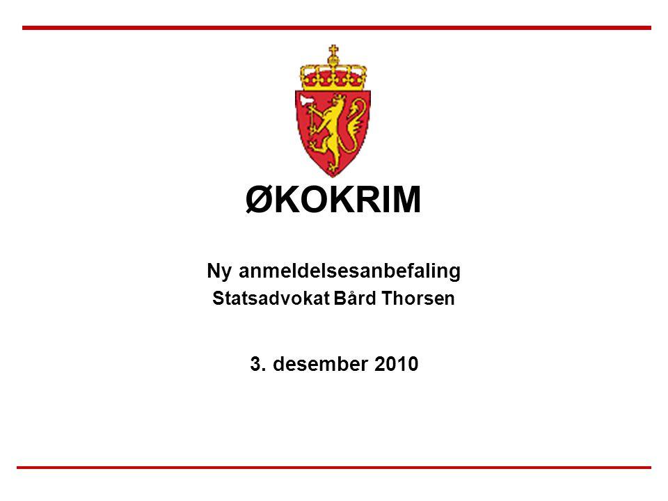 VERN AV VIKTIGE VERDIER www.okokrim.no Bakgrunn Konkursloven § 120, 1.