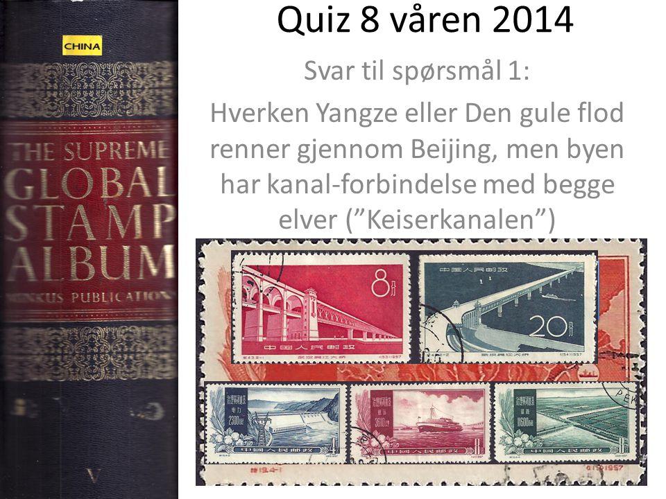 Quiz 8 våren 2014 Svar til spørsmål 2: Bildet representerer en sau og ble utgitt 1. desember 1990