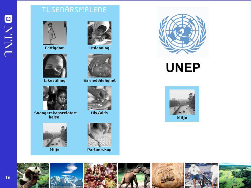 16 UNEP