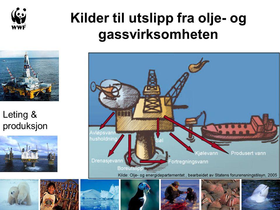 Kilder til akutt forurensning på Svalbard Tankanlegg Longyearbyen Svea Ny-Ålesund Barentsburg Skipstrafikk Fiskefartøy Cruiseturisme - Oversjøiske - D