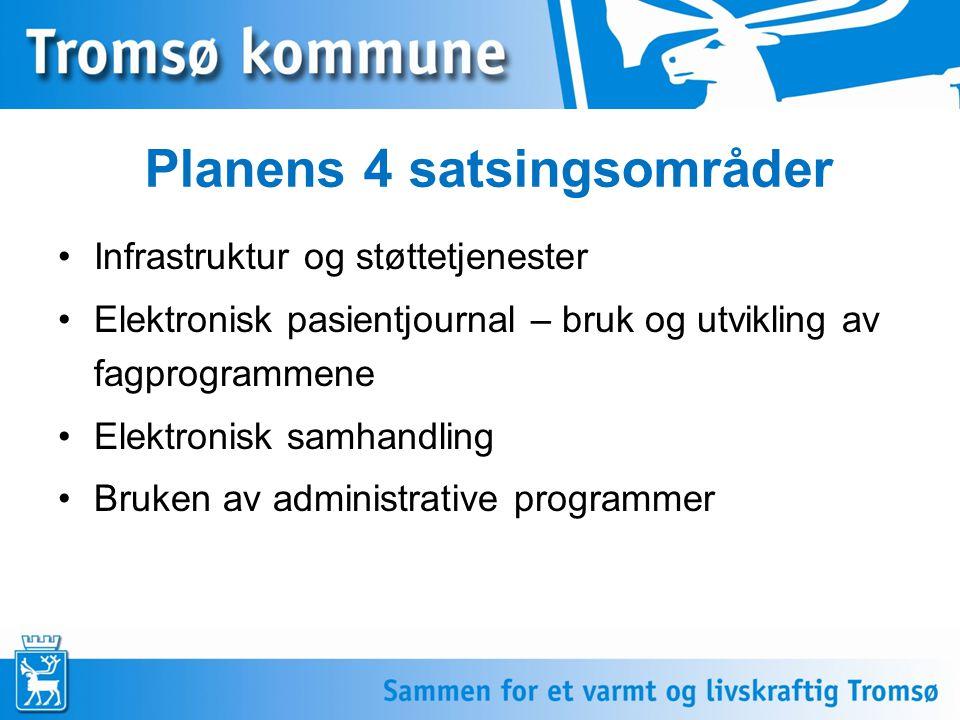 Historikk Krokenprosjeket 2003 SES@m-prosjektet 2004-2006 ELIN-k prosjektet 2007  jan/feb 2011 Meldingsløftet i kommunen (MiK) Tromsø (FUNNKe-prosjektet) 2010-2011