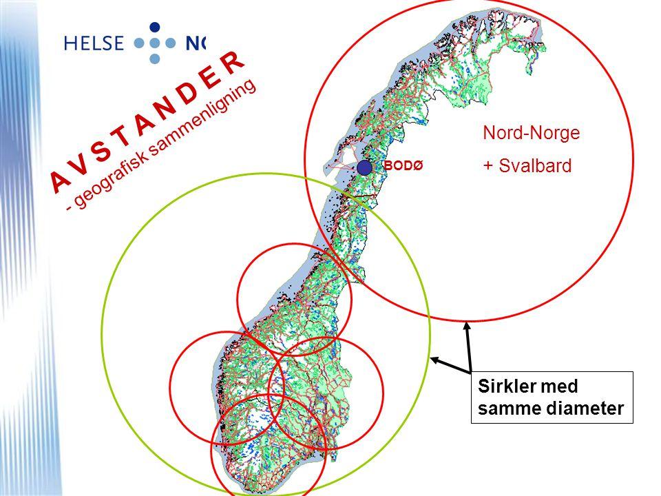 © Helse Nord RHF 6 Helseforetak 11 Somatiske sykehus + spesialistsenter m.m..