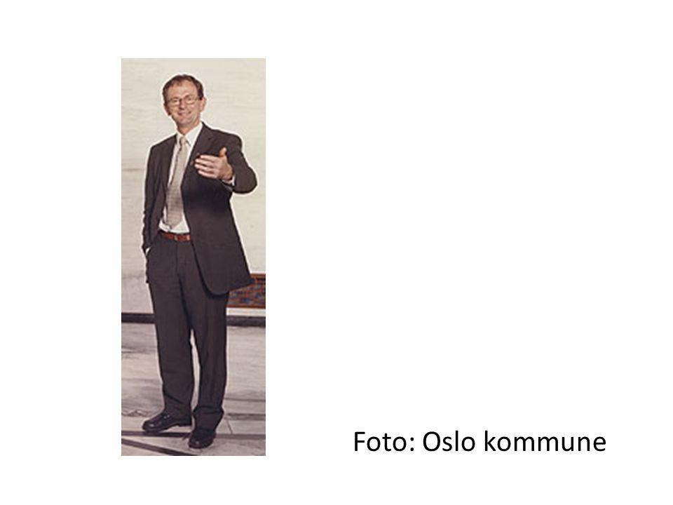 Foto: Oslo kommune