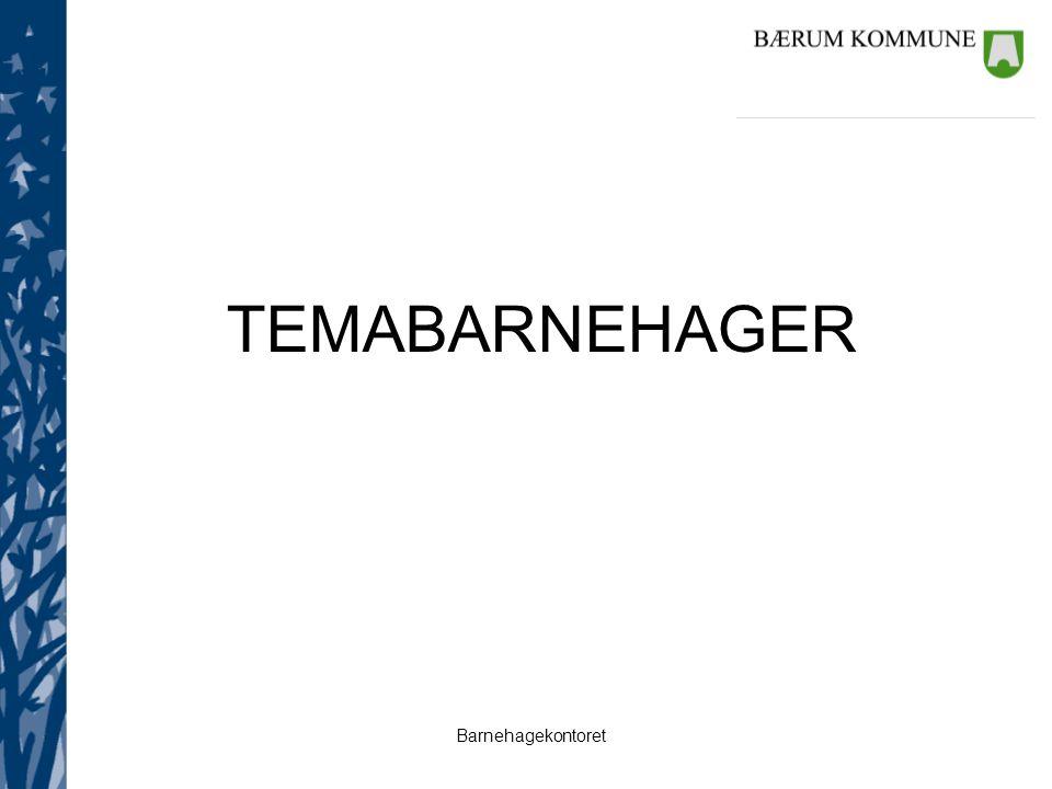 TEMABARNEHAGER