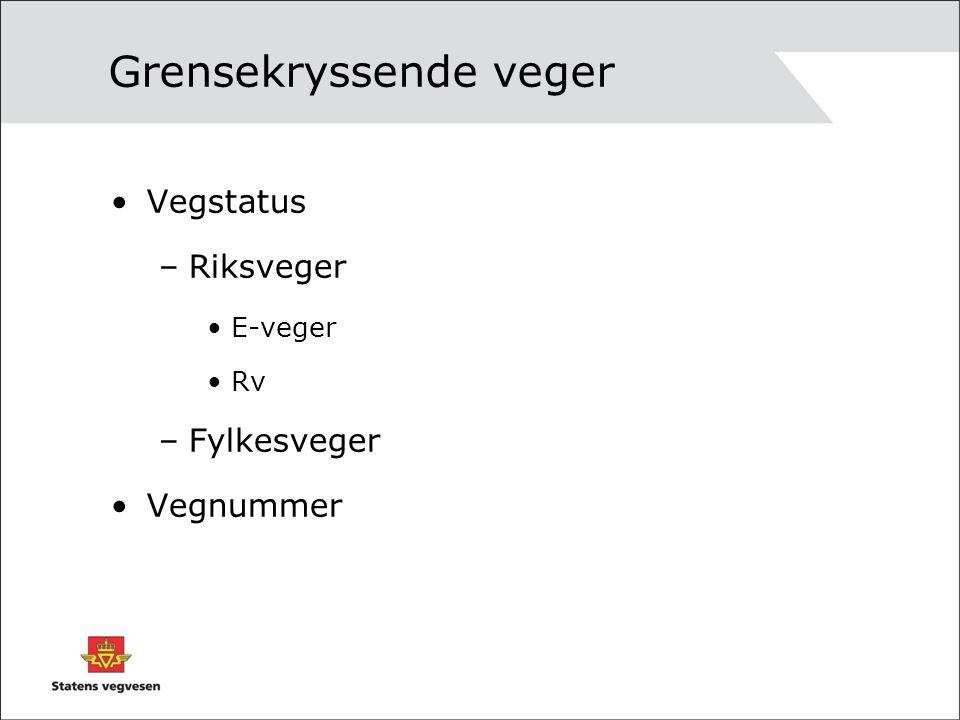 Navn på grensevegene Sagavegen Blåvegen Graddisvegen/Silvervegen/Barentsvegen.