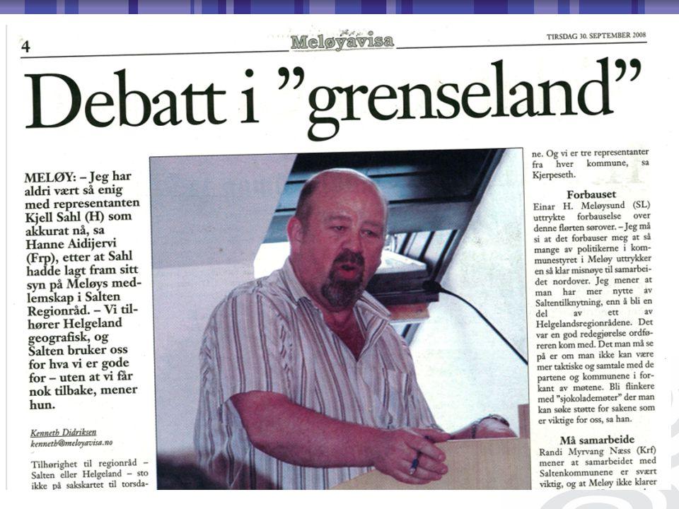 Orienteringer (forts.) Neste møte i Regionrådet er på Knut Hamsun sin dødsdag.