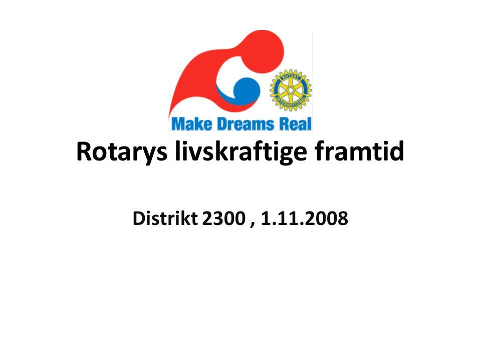 Rotary i går – i dag I morgen – Simen blir rotarianer