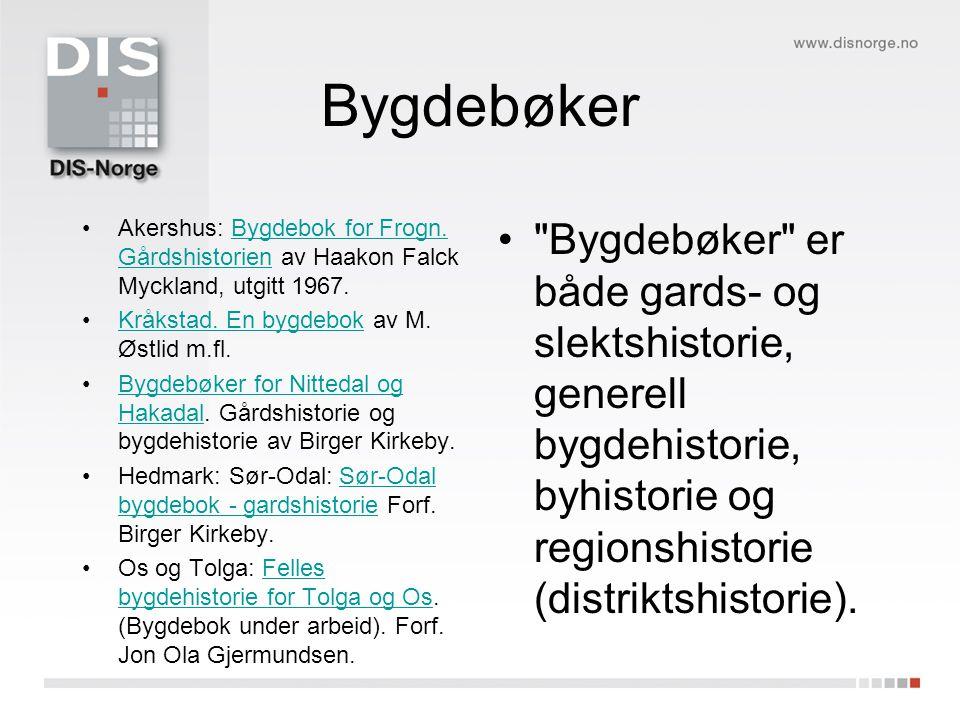 Bygdebøker Akershus: Bygdebok for Frogn. Gårdshistorien av Haakon Falck Myckland, utgitt 1967.Bygdebok for Frogn. Gårdshistorien Kråkstad. En bygdebok