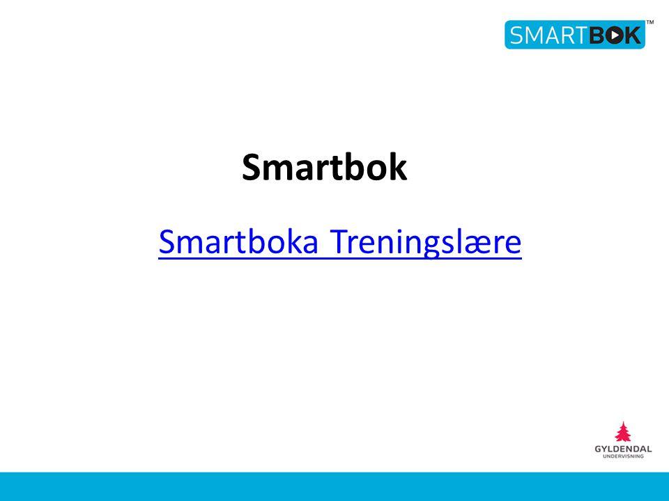 Smartboka Treningslære Smartbok