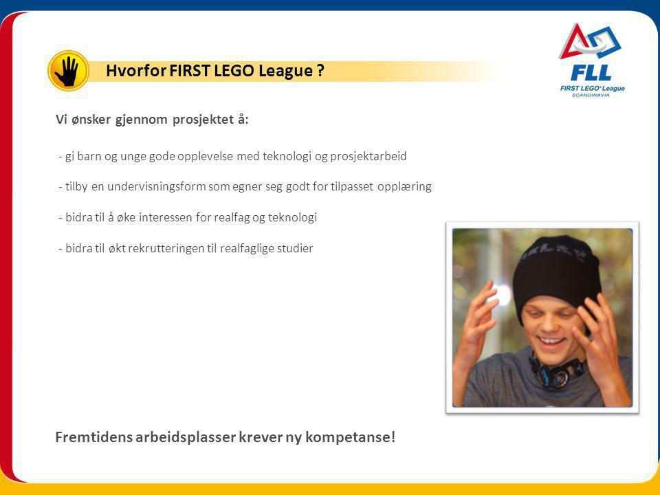 FIRST LEGO League Skandinavisk finale 3.