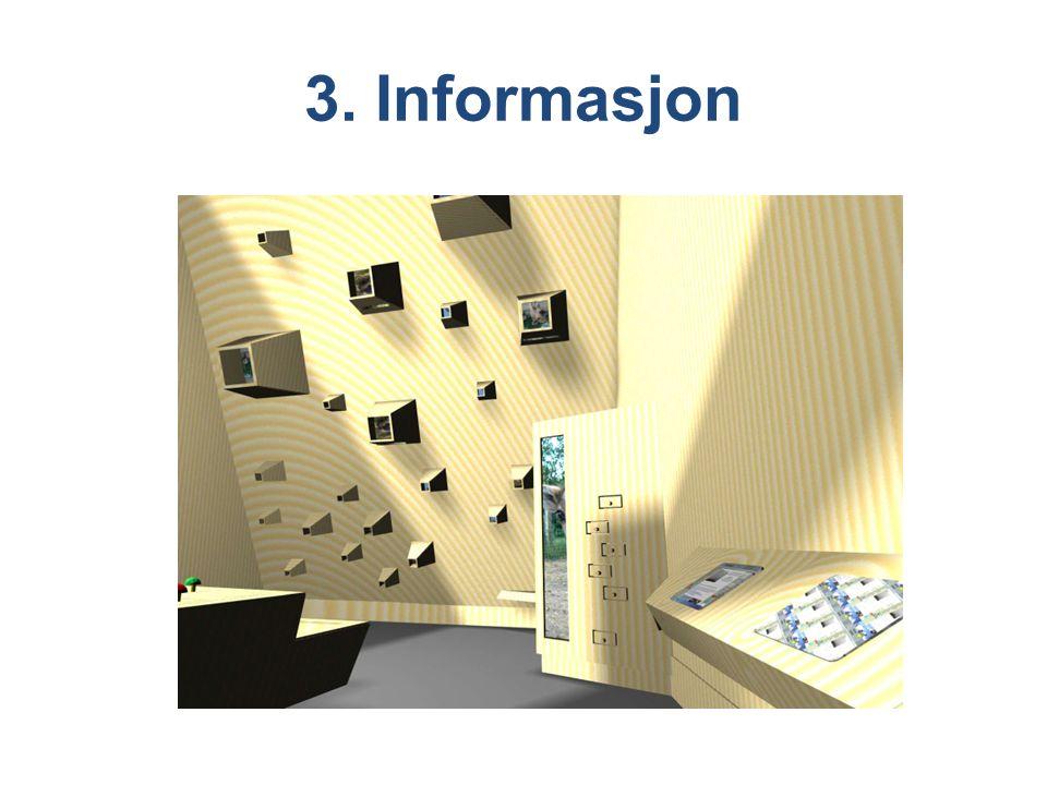 3. Informasjon