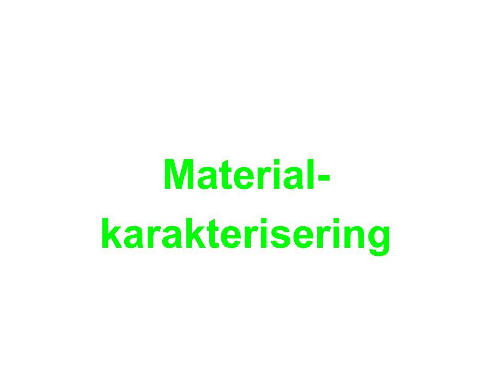 Miljøprofil for isolasjonsmaterialer