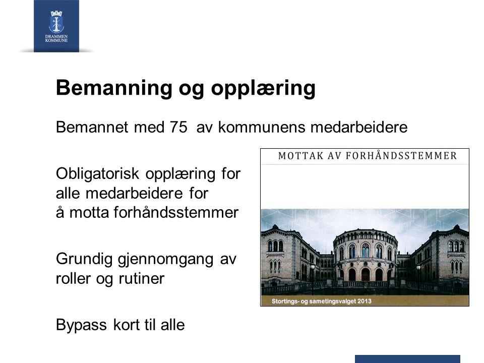 Gjennomføring Rådhuset - servicetorget 12.august til 6.