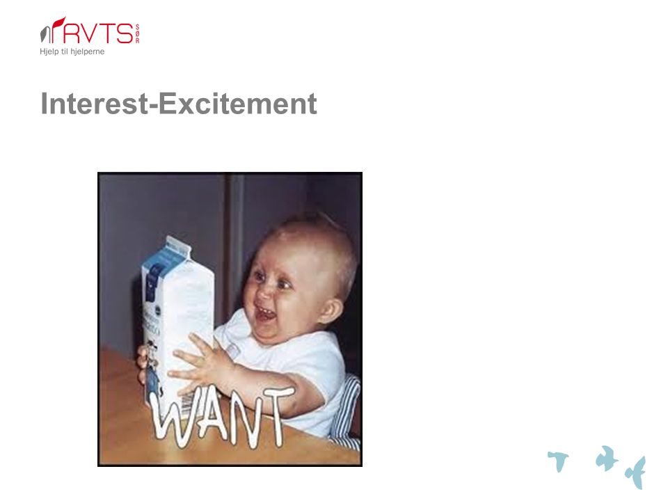 Interest-Excitement
