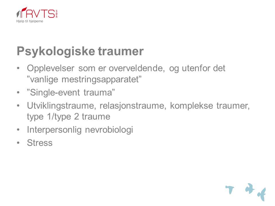 Disrupted neurodevelopment: