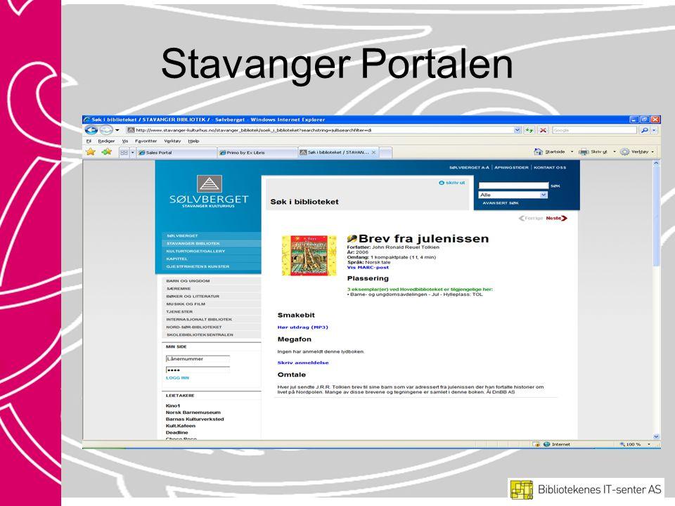 Stavanger Portalen
