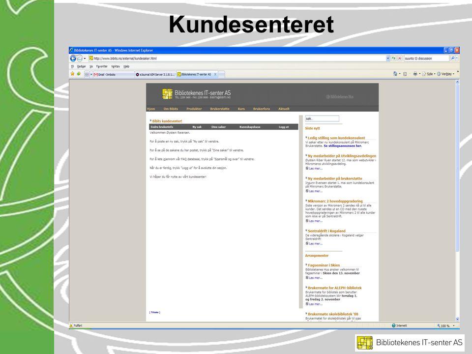 Endre brukerinfo Trykk Endre brukerinfo for å endre passord!