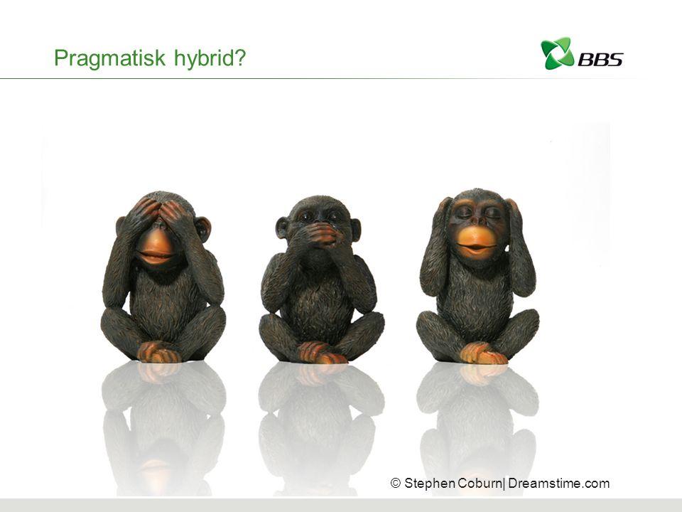 Pragmatisk hybrid? © Stephen Coburn| Dreamstime.com