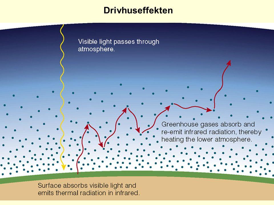 Drivhuseffekten