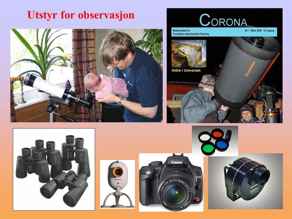 Utstyr for observasjon