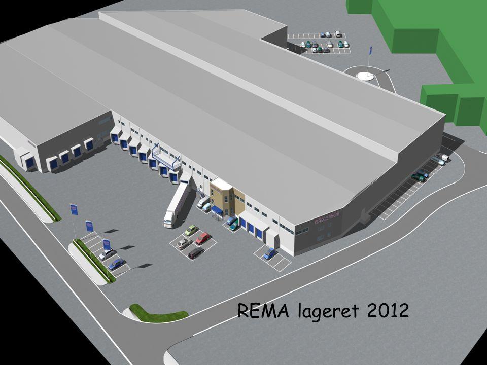 REMA lageret 2012