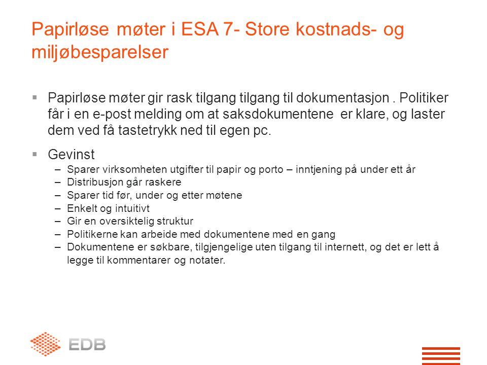 På PC i kommunen: På Møtesekretær PCèn – eller den som skal distribuer møtedokumentene til et møte:  Winzip Pro (eller annet verktøy for pakking)  Filemail, Lisensiert.