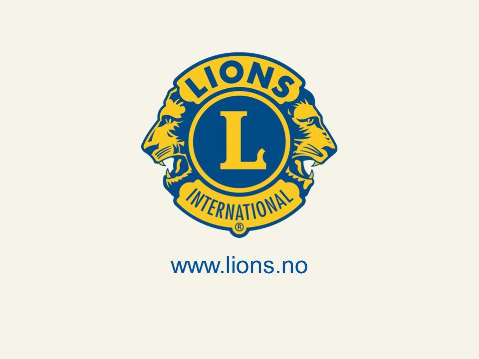 Til tjeneste Lions Norge www.lions.no Til tjeneste Lions Norge www.lions.no