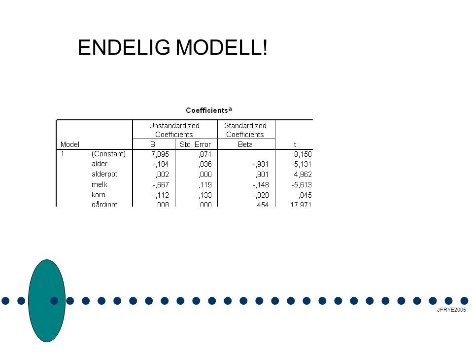 ENDELIG MODELL! JFRYE2005