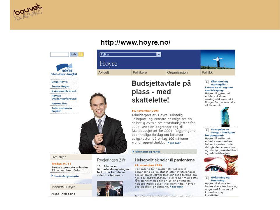 http://www.hoyre.no http://asker.hoyre.no/ Les mer peker tilbake til http://www.hoyre.no
