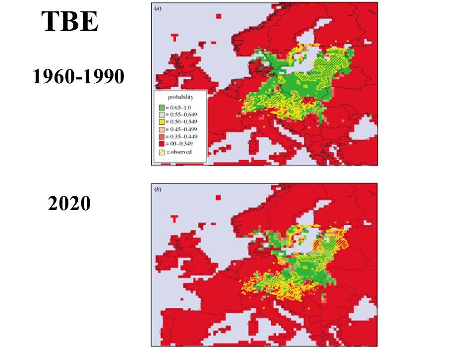 1960-1990 2020 TBE