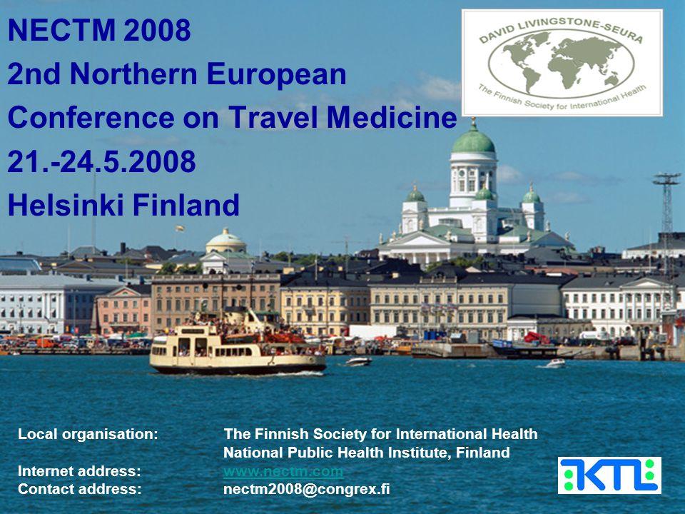 FIRM ER MEDARRANGØR FIRM styret har etter oppfordring fra de finske arrangørene valgt 2 representanter til å delta i planleggingen av konferansen.