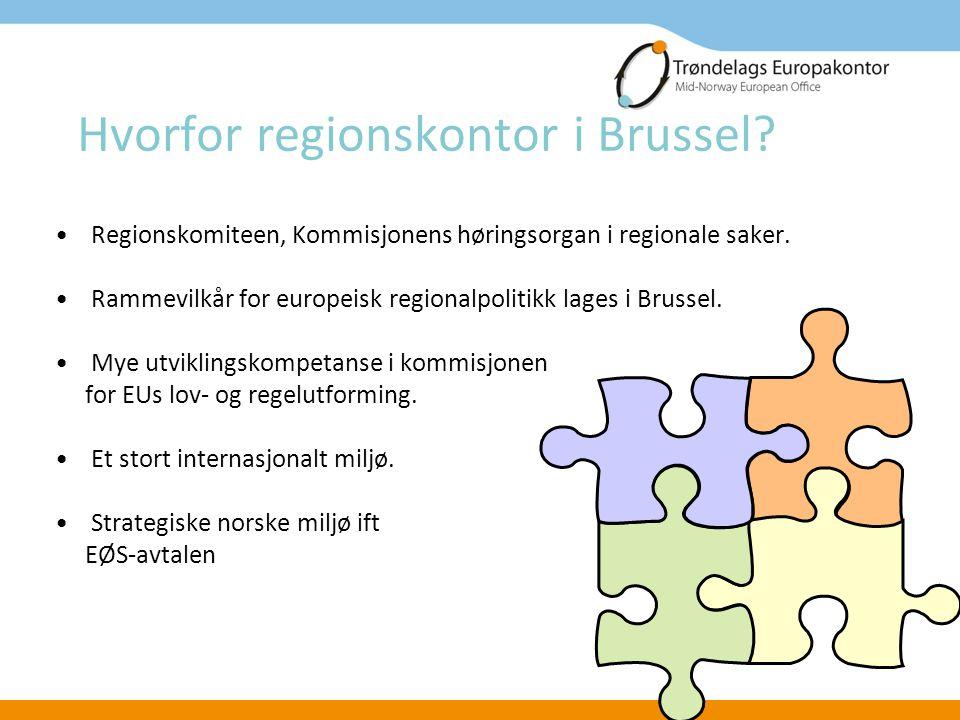 Regionskomiteen, Kommisjonens høringsorgan i regionale saker.