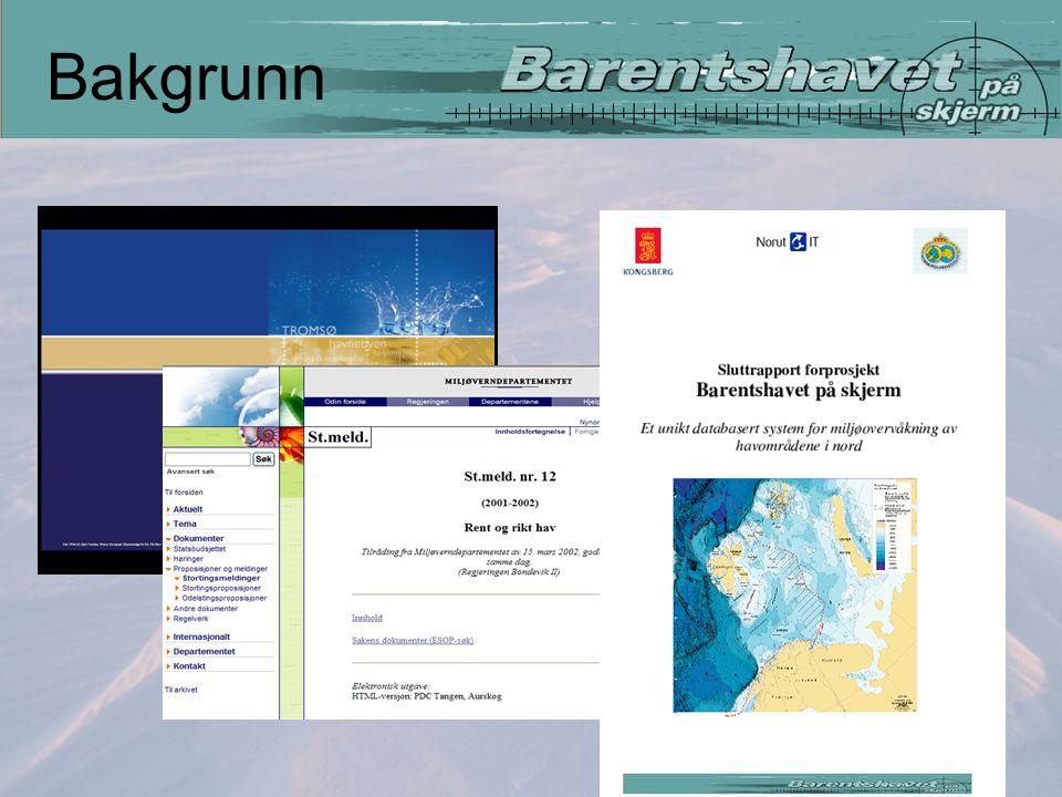 BPS - tjenester Maritim trafikkinfo.