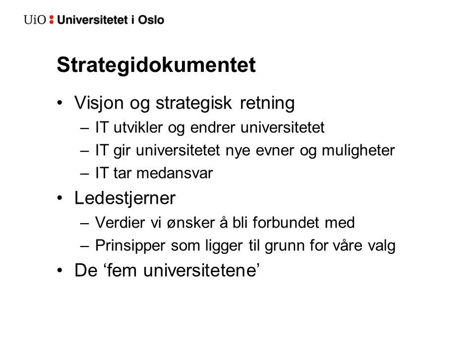 Både operativ og strategisk