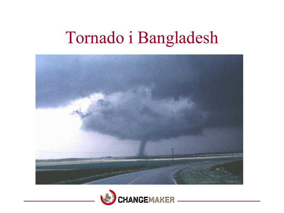 Tornado i Bangladesh