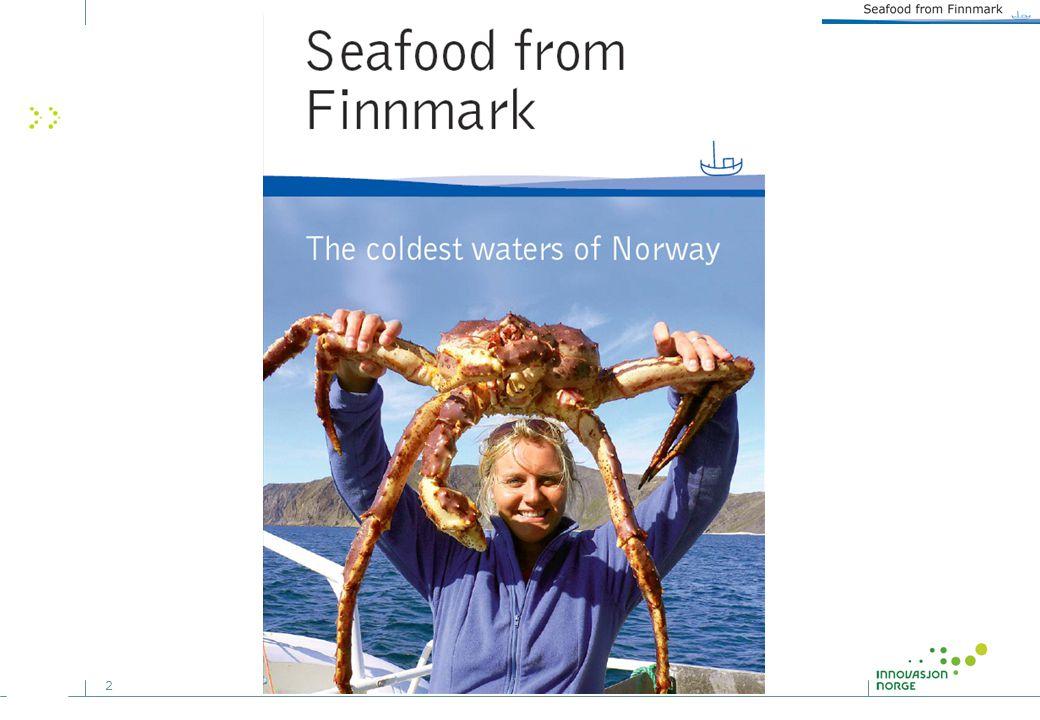 3 Finnmark et Fiskerifylke Fiskeri og Finnmark - Historisk - 2 sider av samme sak