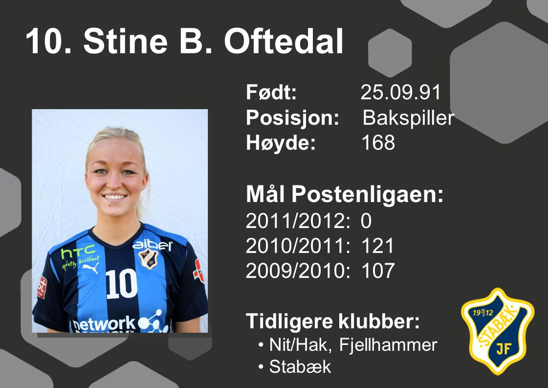10.Stine B.