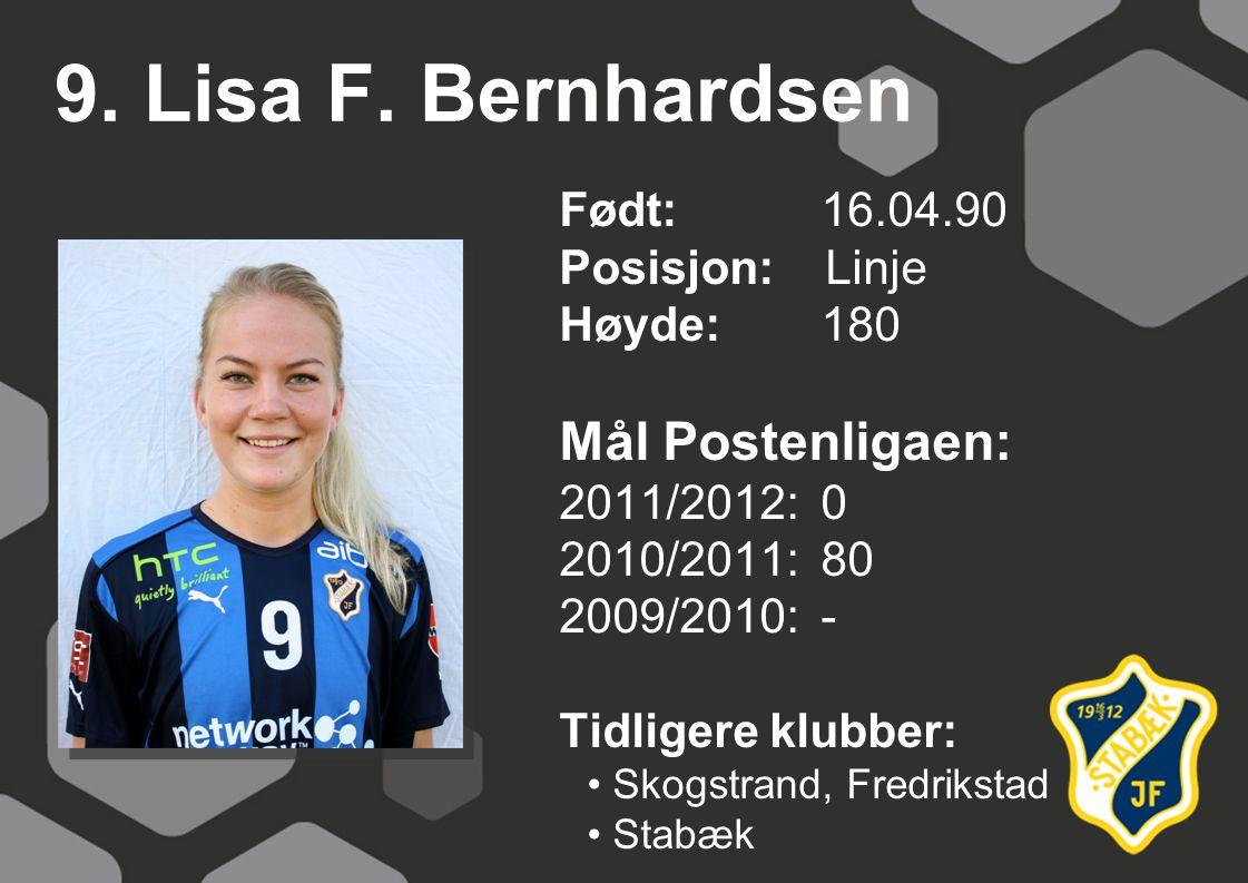 9.Lisa F.